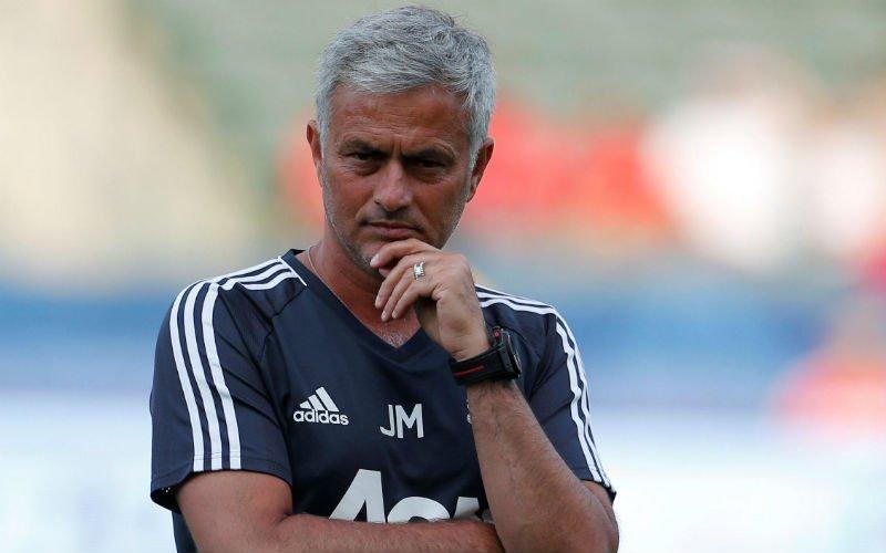 Mourinho zet Martinez pijnlijk op zijn plaats