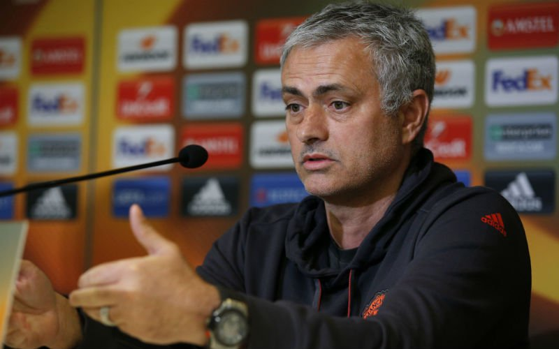 Mourinho euforisch over klepper van Anderlecht: 'Die is nog beter dan Tielemans'