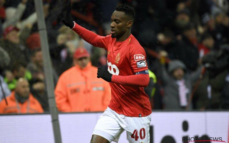'Mpoku zorgt voor erg vervelende situatie bij Anderlecht'