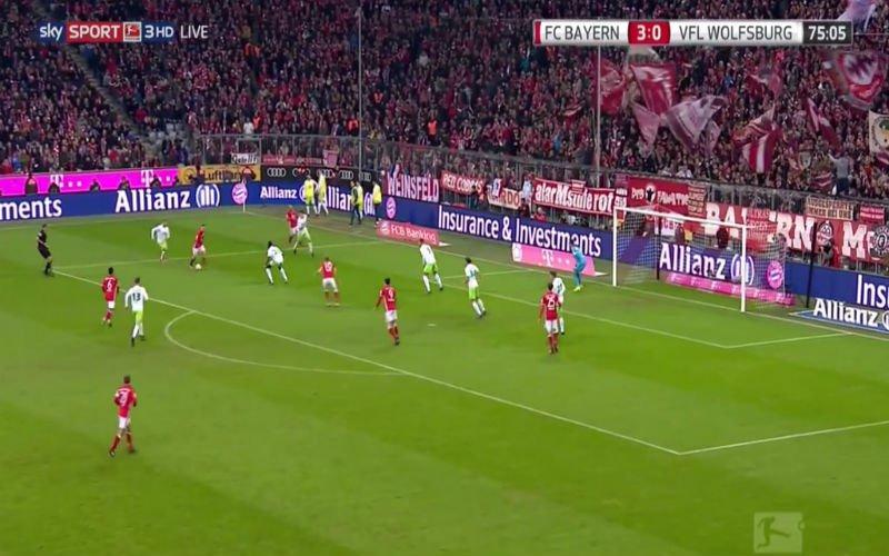 Müller scoort eindelijk zijn eerste doelpunt van het seizoen met een echte Müller-goal (Video)