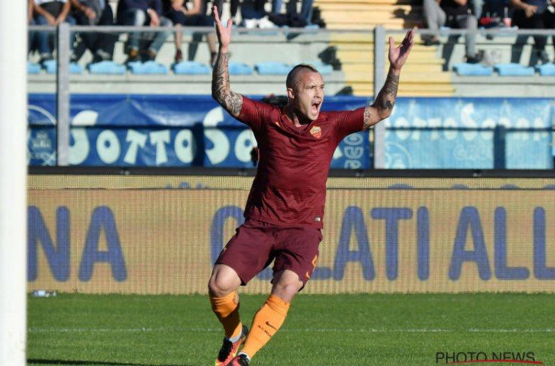 Veroorzaakt Nainggolan nu ook een relletje bij AS Roma?