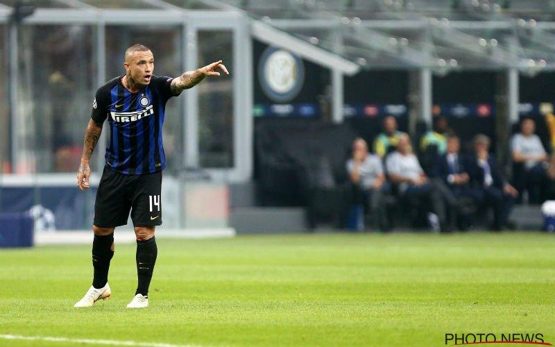 Nainggolan en Inter zetten Fiorentina en Mirallas opzij