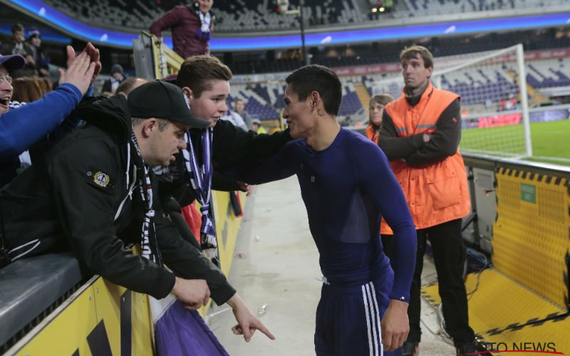 Najar laat zich uit over transfer naar Club Brugge