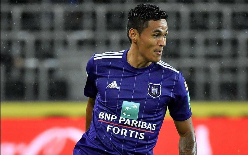 'Anderlecht vindt vervanger Andy Najar in de Nederlandse competitie'