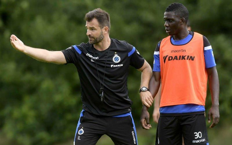 Leko kondigt nieuwe transfer aan bij Club Brugge