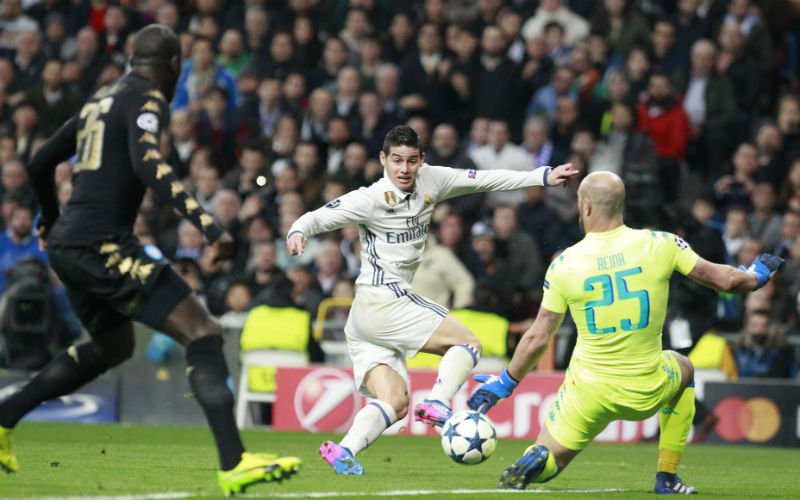 'Real Madrid moet heel veel schrik hebben van Mertens'