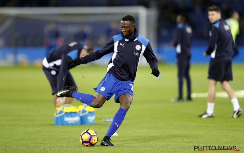 Spelers van Leicester City geven Wilfred Ndidi wel heel aparte bijnaam