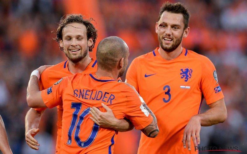 Het strafste nieuws van de avond: Oranje doet weer mee voor het WK