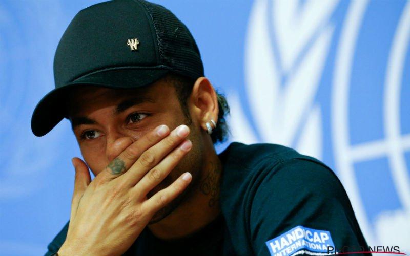 Neymar maakt eerste slachtoffer: PSG-ster eruit gegooid