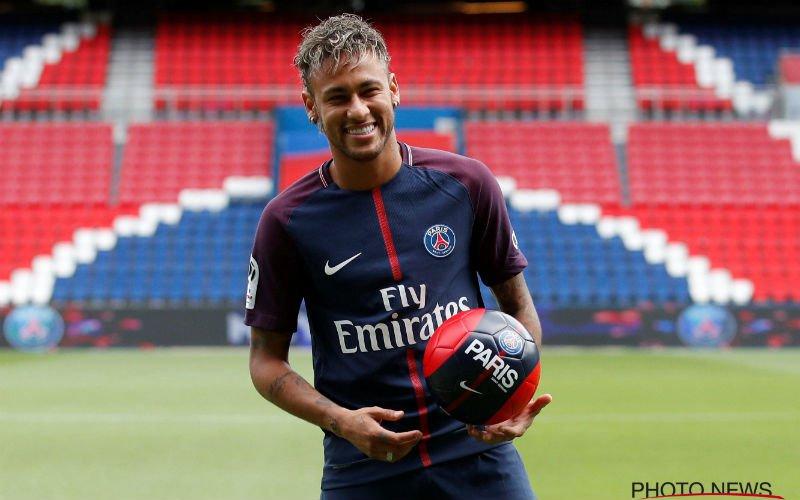 FC Barcelona zet Neymar stevig op zijn plaats