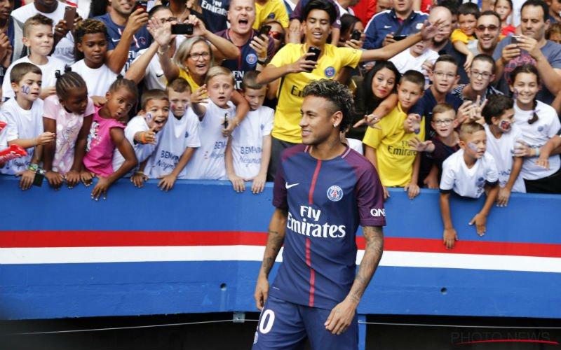 PSG slaat na Neymar weer toe: '60 miljoen euro'