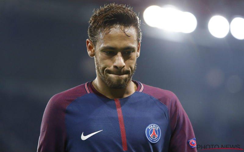 'PSG loopt monstertransfer mis, Neymar is razend'