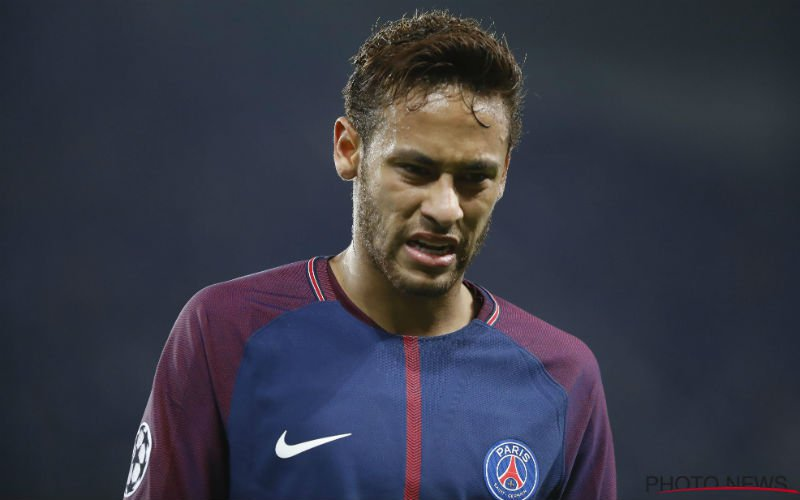 Cavani komt nog 1 keer terug op Neymar-rel: