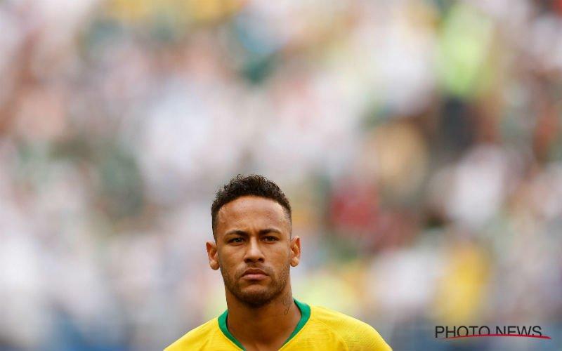 Rivaldo moedigt Neymar aan:
