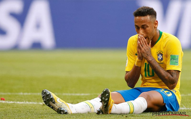 'Neymar lag al verschrikkelijk lang op grond tijdens dit WK'