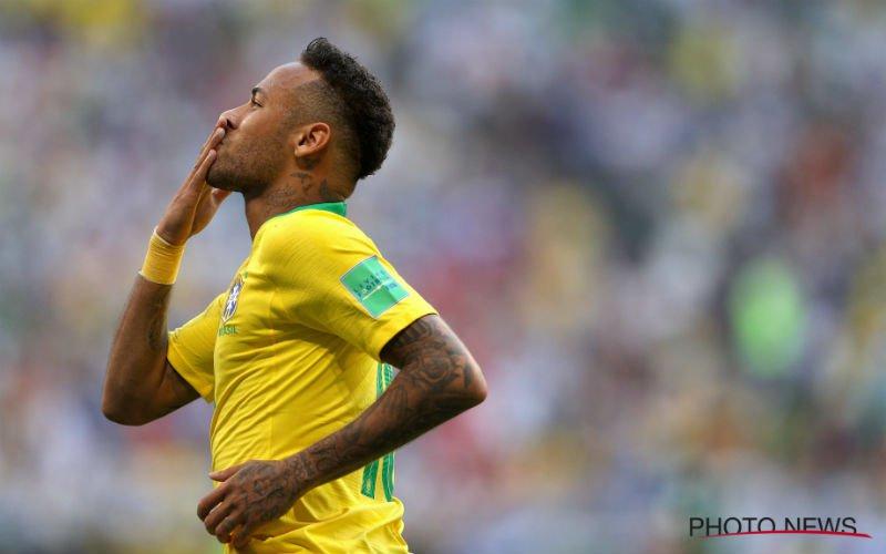 'Neymar wil Cavani eruit en andere spits in de plaats'