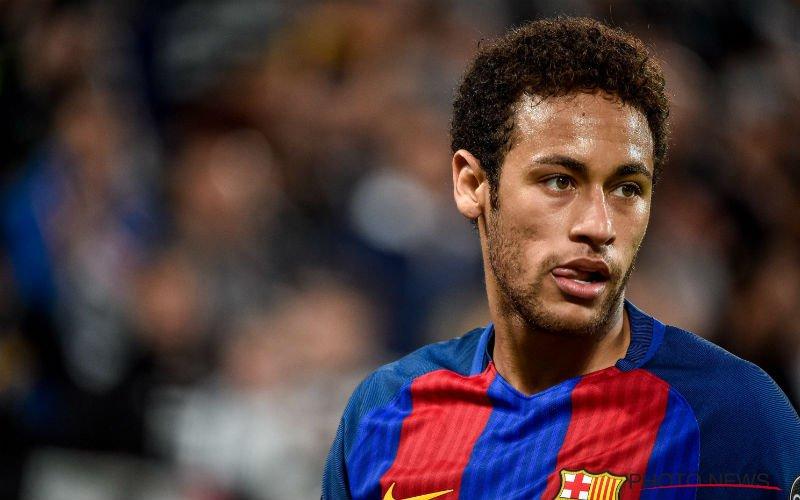 Neymar heeft forse waarschuwing voor Barcelona over Messi