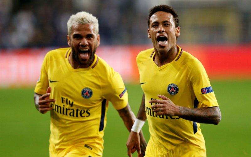 Truitje Neymar blijft voor beroering zorgen:
