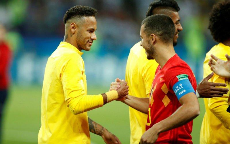 Is dodelijkste duo ter wereld in de maak? 'Neymar-Hazard'