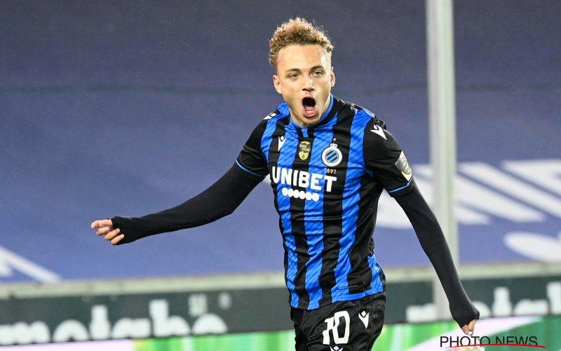'Club Brugge zit niet stil en wil 'nieuwe Noa Lang' al binnenhalen'