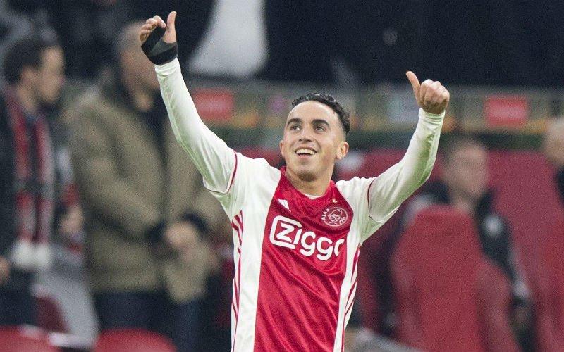 Ajax komt met update over Nouri naar buiten