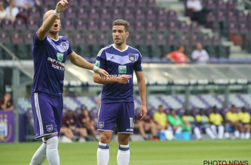 Nuytinck reageert heel verrassend op fluitconcerten van Anderlecht-fans