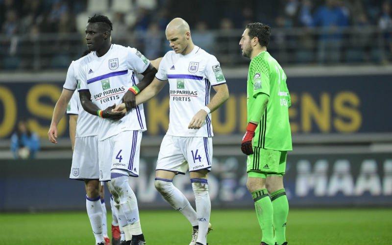 Dure flopspeler van Anderlecht vertrekt mogelijk toch nog