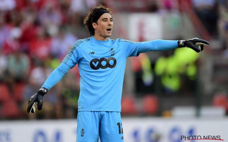 'Ochoa volgt mogelijk voorbeeld van Courtois bij Standard'
