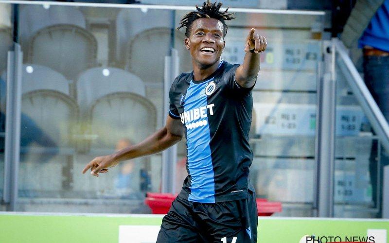 'Deze topclub wil David Okereke al weghalen bij Club Brugge'
