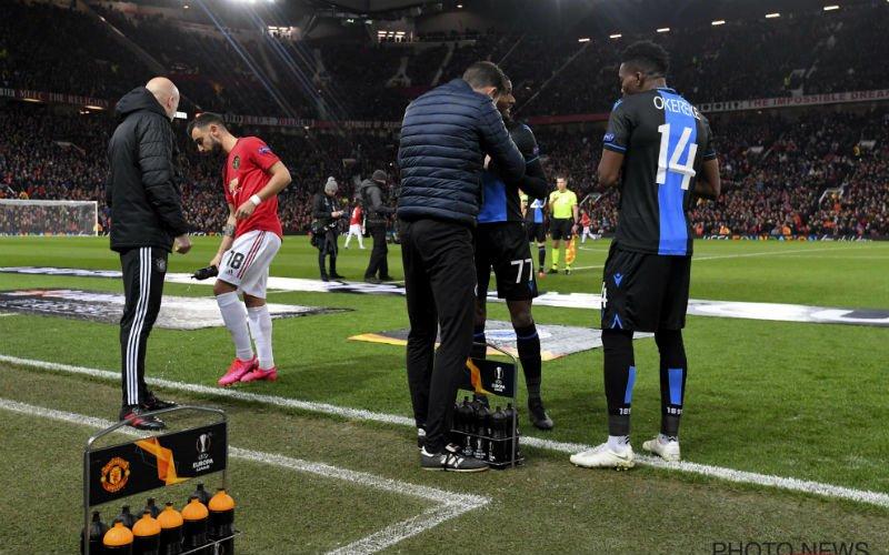 Club Brugge voelt zich bestolen: