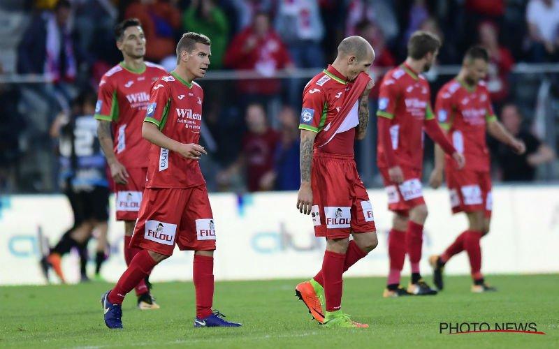 KV Oostende-speler: