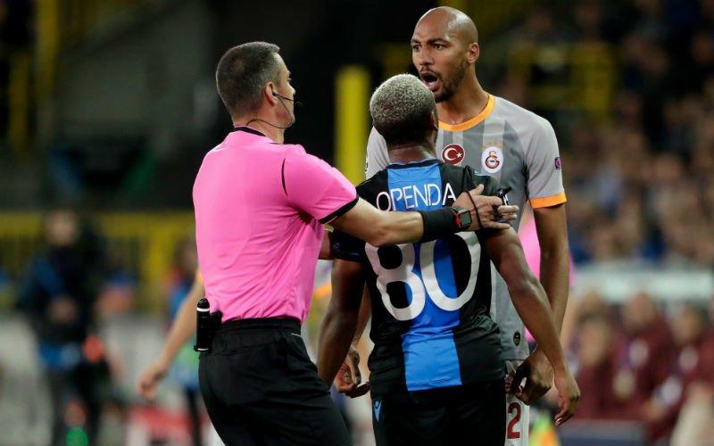 Club Brugge ernstig bestolen?