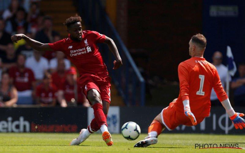 'Liverpool krijgt stevig bod binnen op Origi'