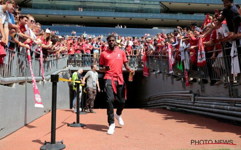 'Verrassende club wil Origi huren van Liverpool'
