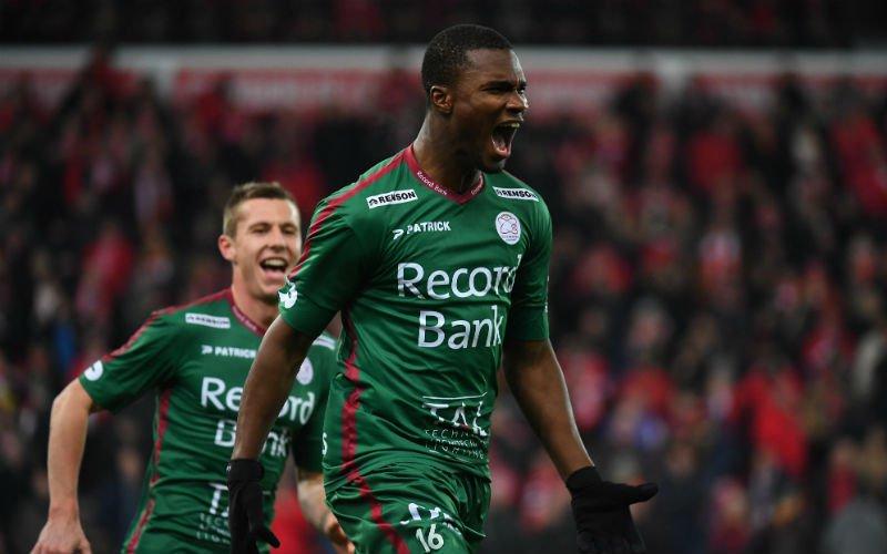 Oulare legt uit waarom hij Club Brugge verliet: