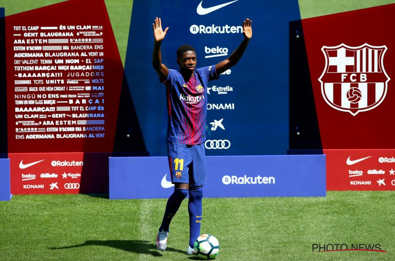 Dit enorme loon krijgt Dembélé bij Barça: '5 keer zoveel'