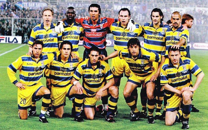 Prachtige terugkeer van traditieclub Parma