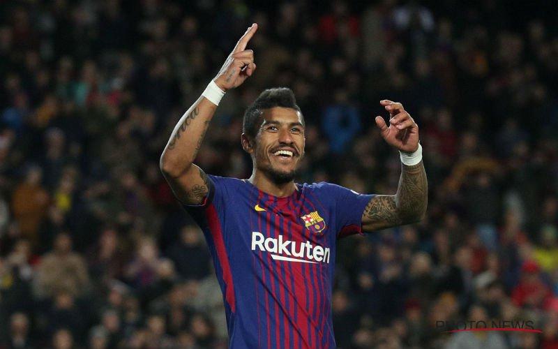 Paulinho verlaat FC Barcelona al opnieuw