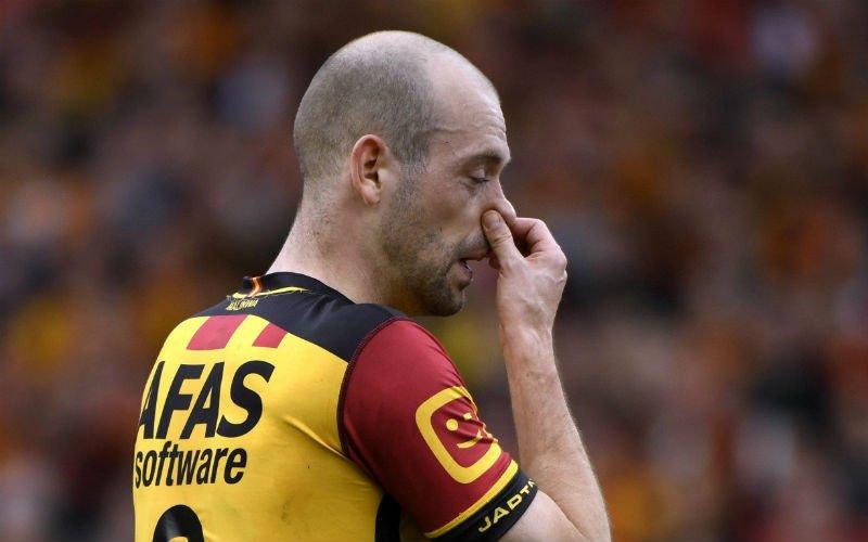 KV Mechelen zegt Nicklas Pedersen vaarwel