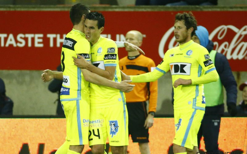 AA Gent zorgt ongewild voor een pijnlijk record