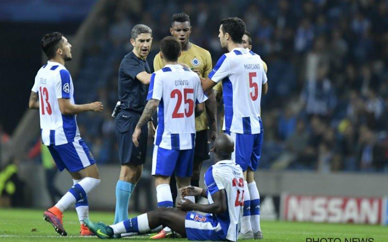 Europese topclubs onder de indruk van deze speler na FC Porto - Club Brugge