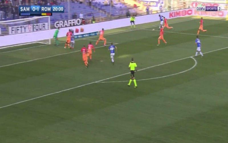 Dennis Praet scoort eindelijk voor zijn nieuwe ploeg tegen AS Roma (Video)