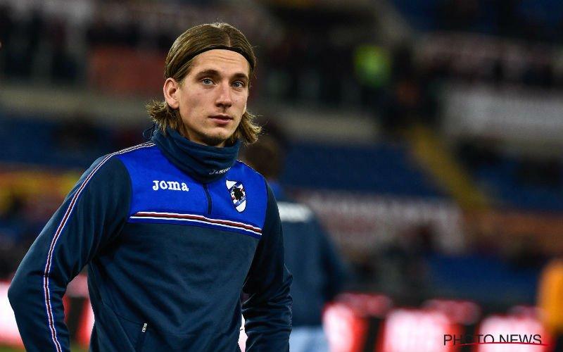 Bod op Praet geweigerd, Sampdoria vraagt immense transfersom