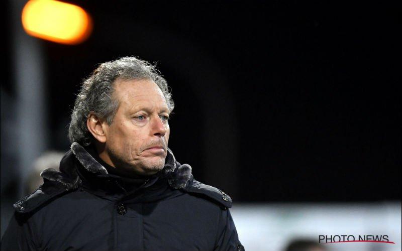 Preud'homme mist deze 4 spelers tegen Lokeren