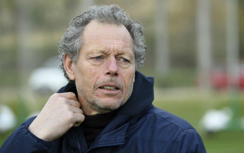 Mannaert laat zich uit over wie Preud'homme zal opvolgen bij Club Brugge: