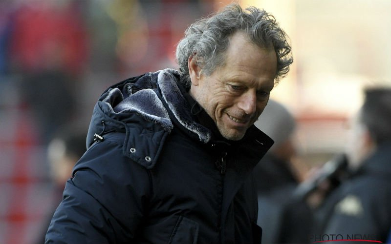 Preud'homme vraagt speler van Zulte Waregem om niet te spelen tegen Club Brugge