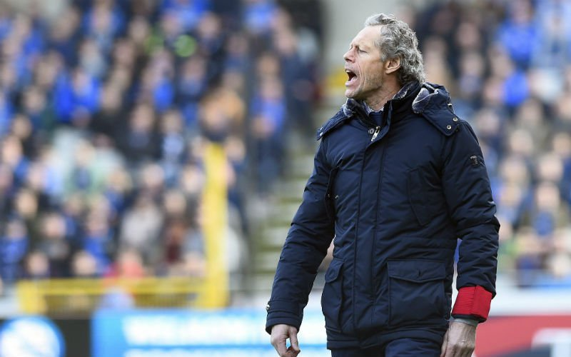 Preud'homme grijpt in: