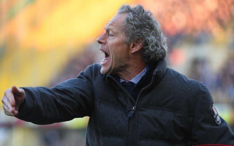 'Preud'homme neemt drastisch besluit voor topper tegen Anderlecht'