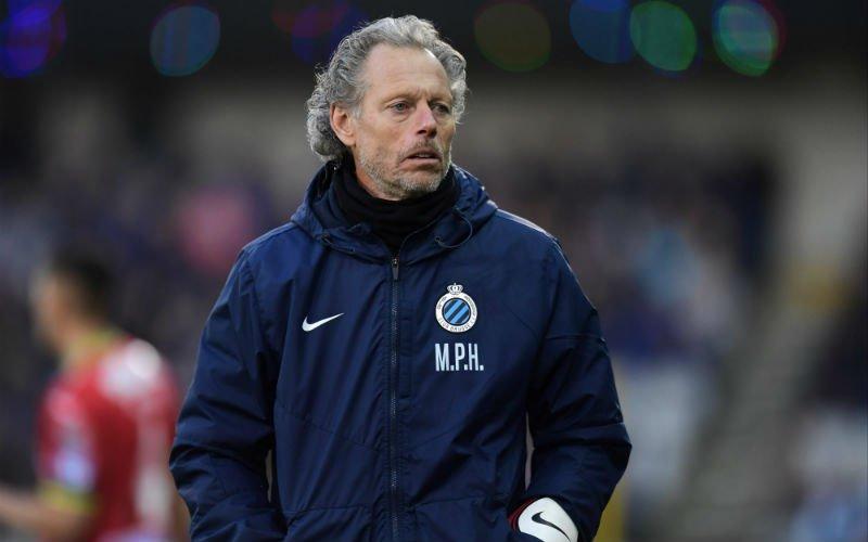 """""""Ik heb eens goed gevloekt toen Preud'homme naar Club Brugge kwam"""""""