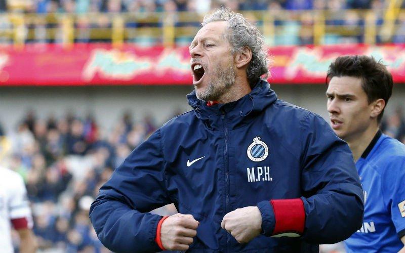 Club Brugge steekt op deze manier stokje voor nieuwe job Preud'homme